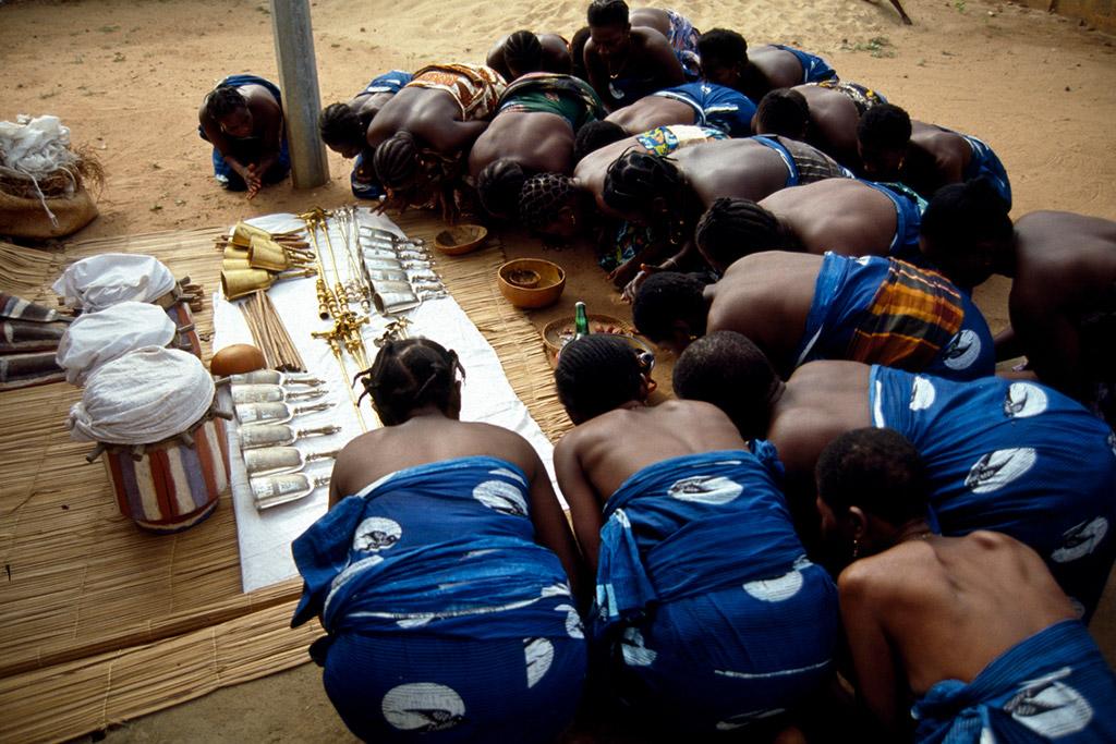 Africa Kodachrome - Benin, Porto Novo 1998