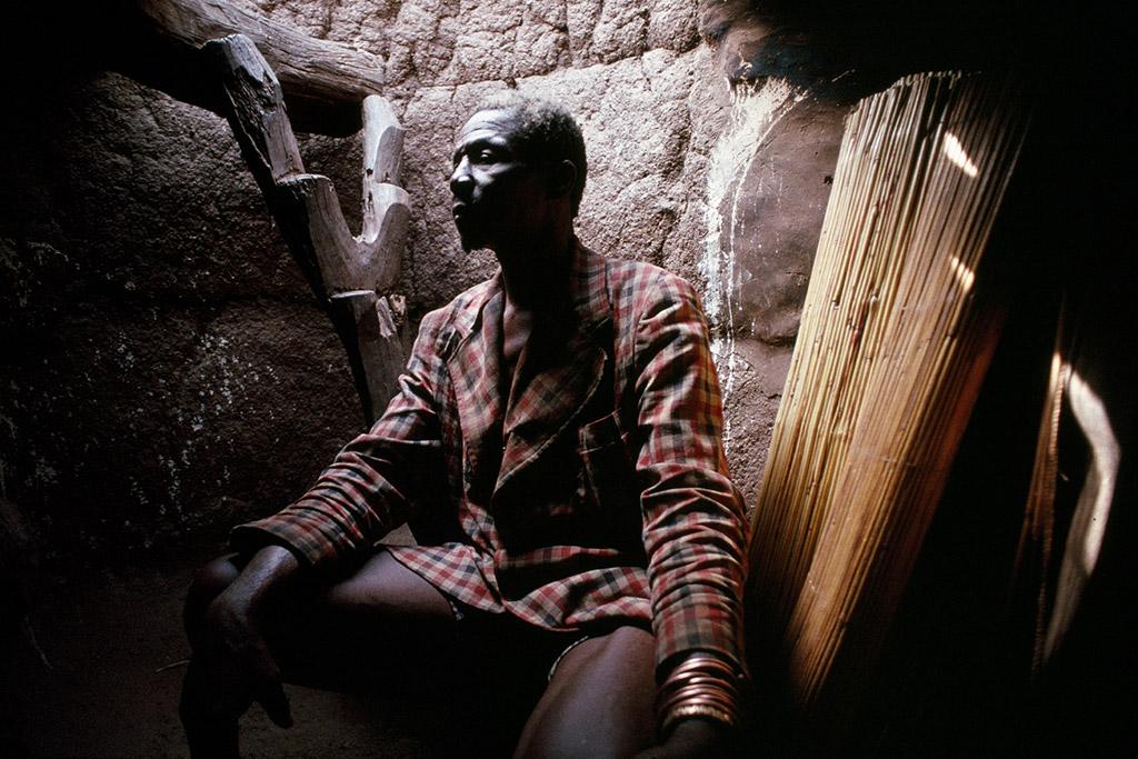 Africa Kodachrome - Gbalankite Nufe, Burkina Faso 1992