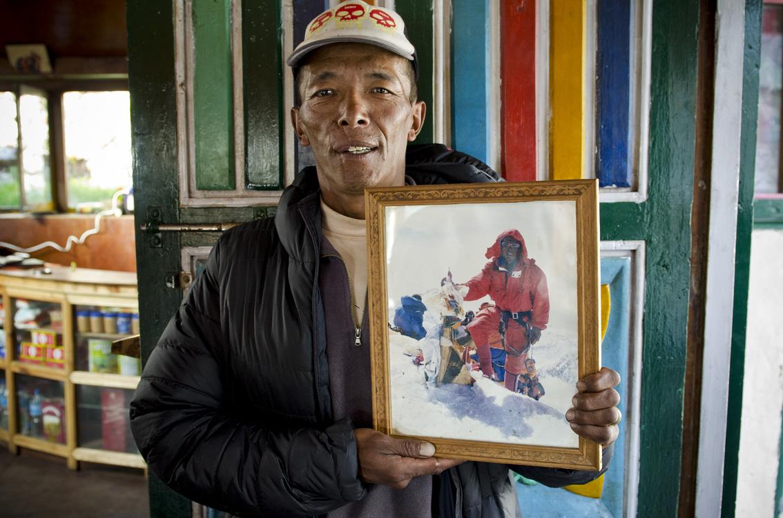 """""""Breathing Himalaya"""" - Kumbu, Nepal 2011"""