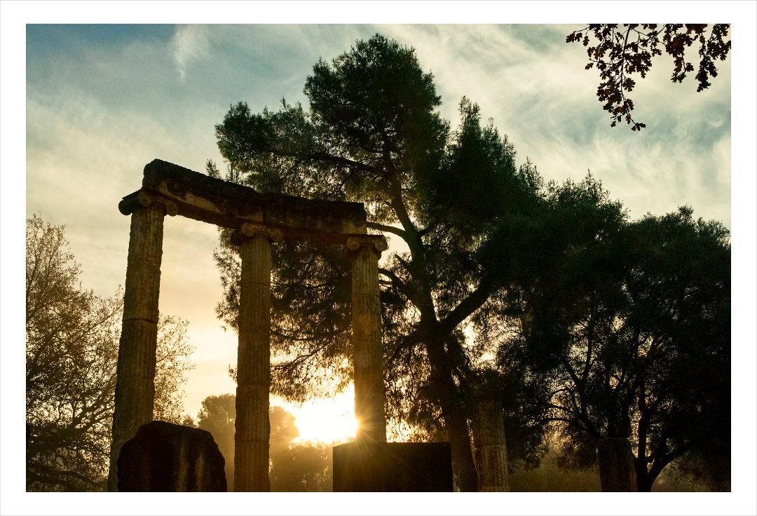 Olympia, Greece 2015